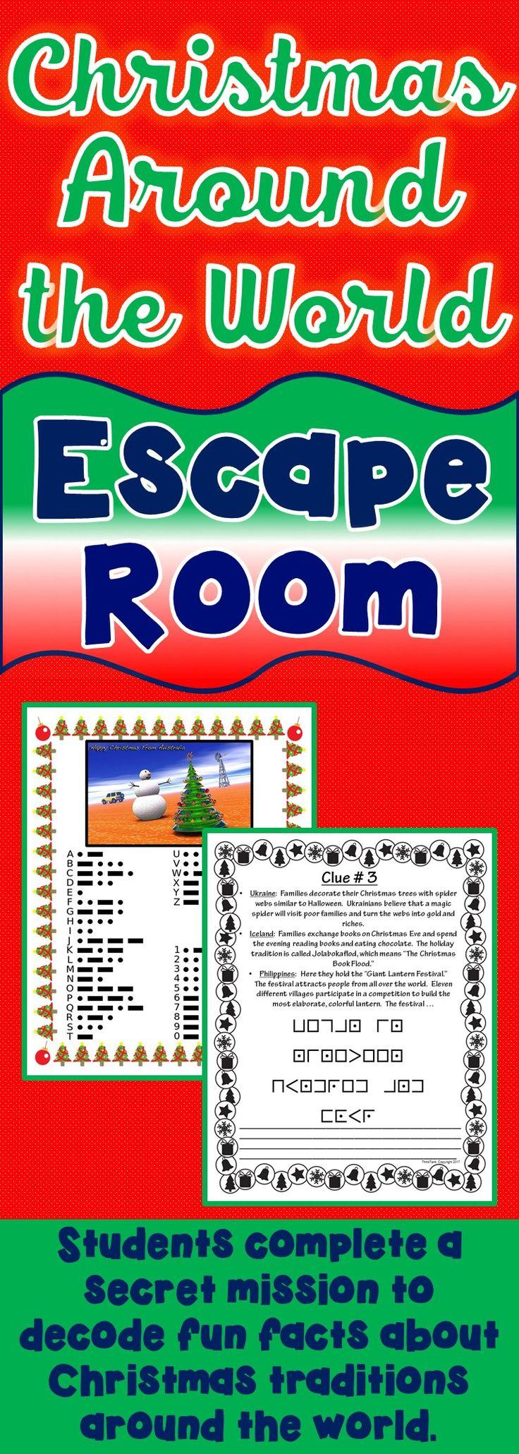 Más De 25 Ideas Increíbles Sobre Escape Room For Kids En