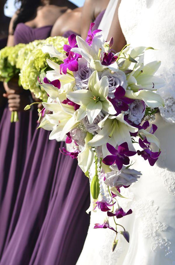 17 best images about cascade bridal bouquets on pinterest bouquet wedding cascading bouquets. Black Bedroom Furniture Sets. Home Design Ideas