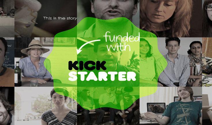 Kickstarter crowd funding Get Cranking