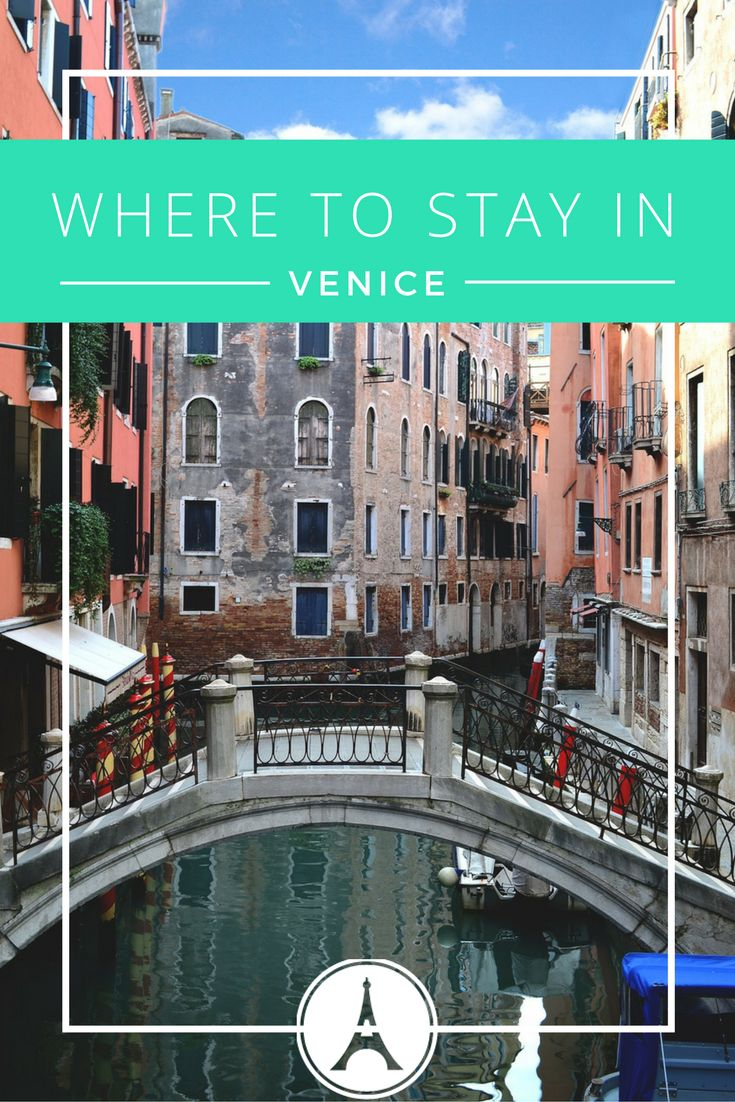 Planing a trip to Venice, Italy? Here are some tips on where to stay in Venice, the best Hotels in Venice and more to make your Venice Trip perfect!