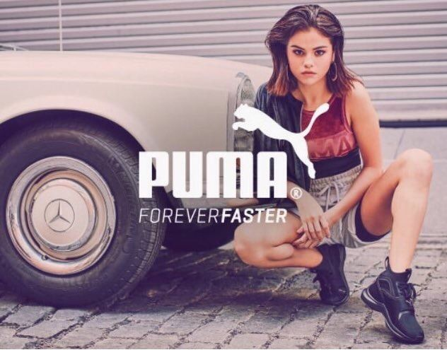 November 13: New promotional photo of Selena Gomez for Puma [GP] 