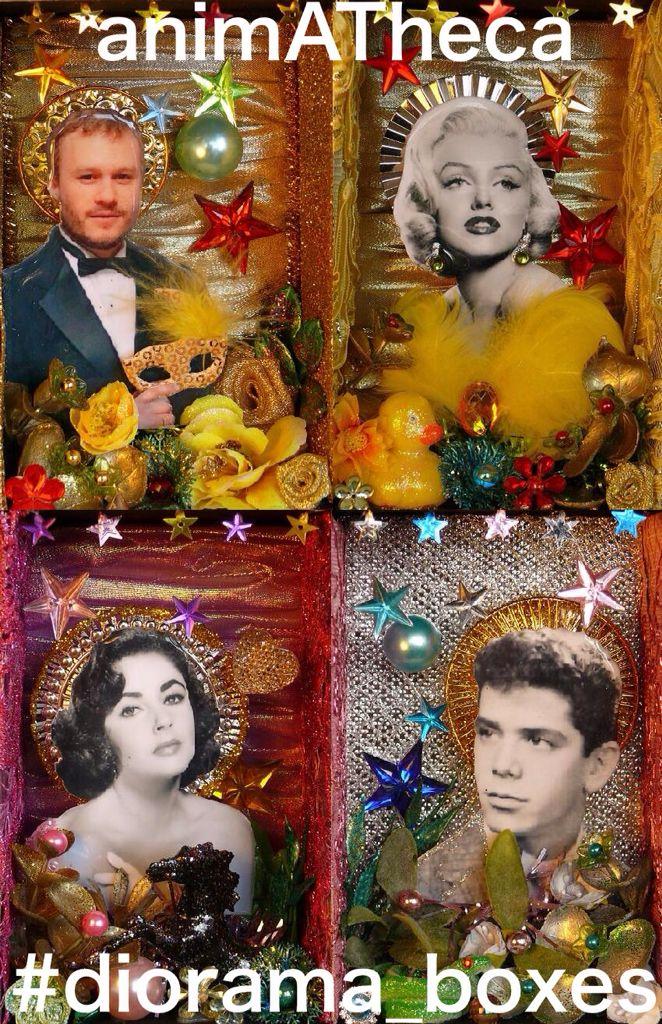 Heath, Marilyn, Liz and Lou
