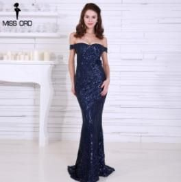 Evening Dress Party Dress 2019 Sexy bra