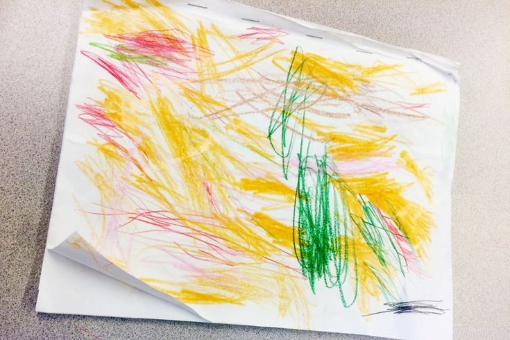 The Hidden Meaning of Kids' Shapes and Scribbles | Your child's quirky art isn't just cute—science suggests that even the most bizarre depictions can have deep creative intention.