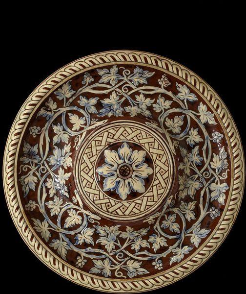 Plateau | Sèvres porcelain factory | V Search the Collections