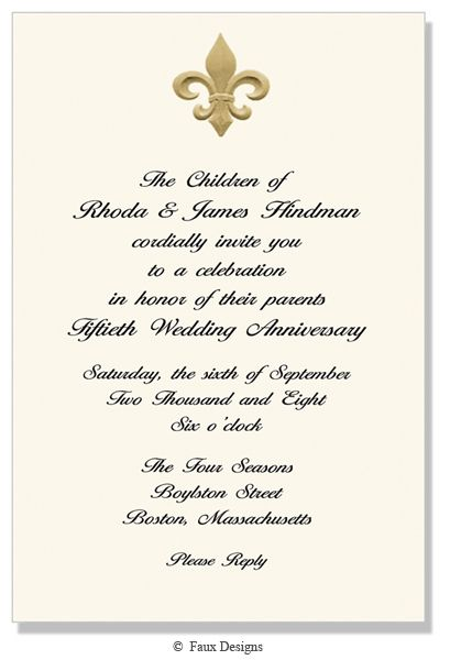 The  Best Formal Wedding Invitation Wording Ideas On