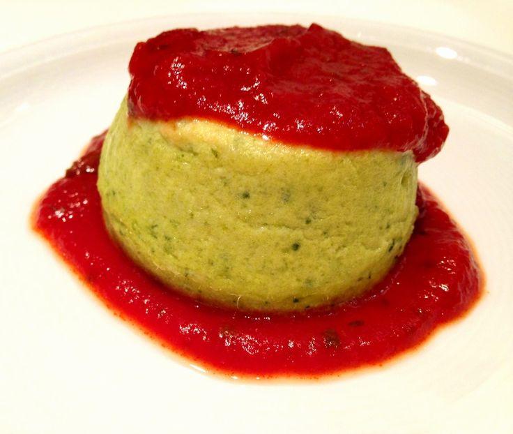 Soufflé di spinaci | Svinando Magazine |