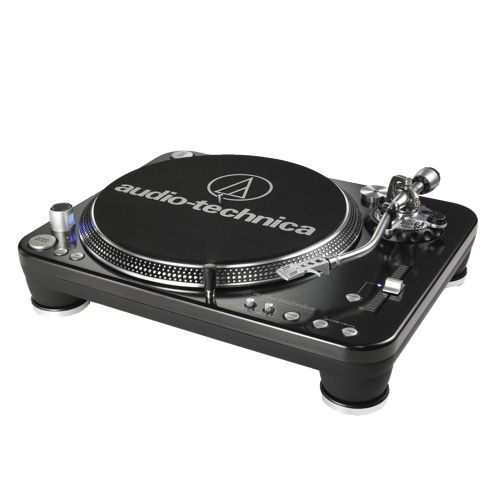 Audio Technica Professional DJ Turntable (AT-LP1240-USB)