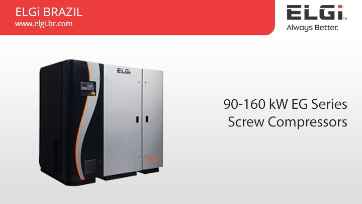 90-160 kW EG Series Screw Compressors https://www.elgi.br.com/90-160-kw-eg-series-screw-compressors/