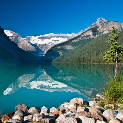 Most scenic lakes in North America