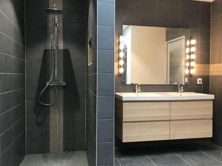 Les 25 meilleures id es de la cat gorie salle de bain ikea - Credence salle de bain ikea ...