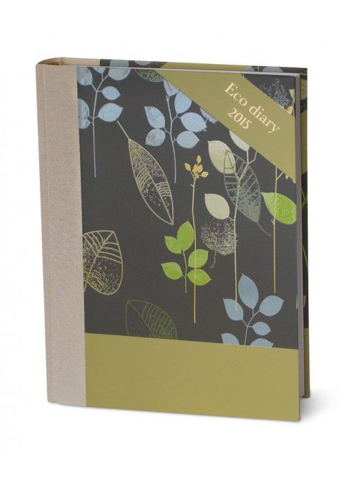 Find a reliable 2015 Diaries such as Eco Diary – Design B that help you keep everything in order and make shopping at best price @Nightingale Products.