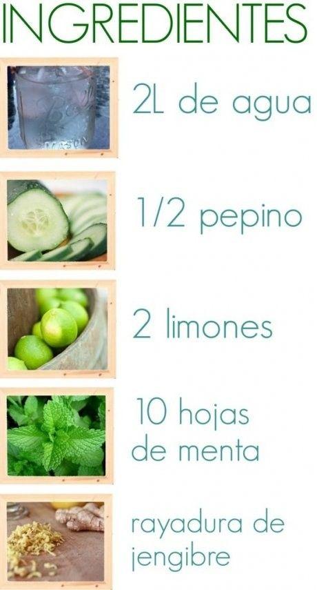 Te compartimos la #receta para tener un vientre plano: