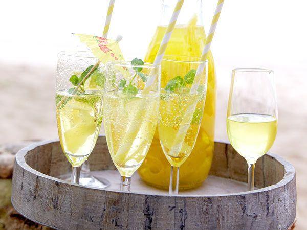 Limoncello selber machen - limoncello-sprizz