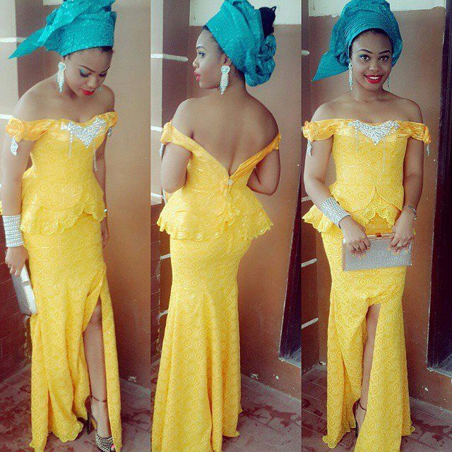 There is always something new in the world of fashion and there is always a style choice for everyone, below is an array of aso ebi styles. These aso ebi