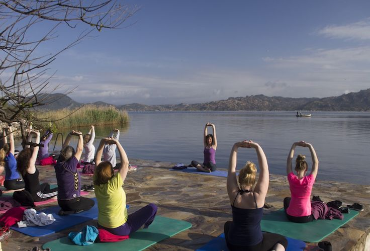 Bafa Gölünde Yoga ve Meditasyon İnziva Kampı 28 - 30 Nisan 2017
