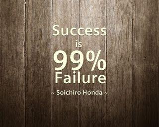 Angan-anganku: Belajar Dari Kegagalan