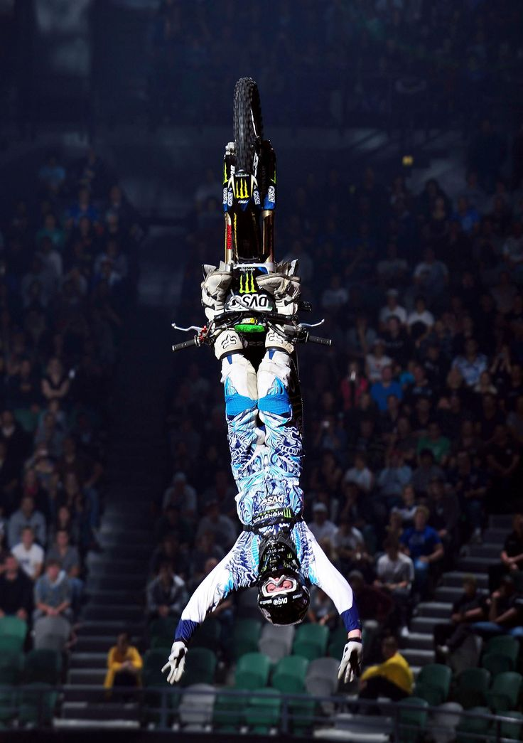 Blake BILKO Williams. here's a classic Bilko shot out of the NCL archives- Nitro Circus