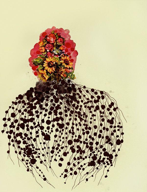BeautifulModern Art, Collage Artists, Art Prints, Fine Art Photography, Mixed Media Art, Vintage Art, Jenny Brown, Art Painting, Mixed Media Collage