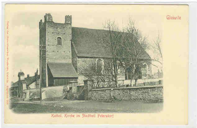 Stary kościół św. Bartłomieja