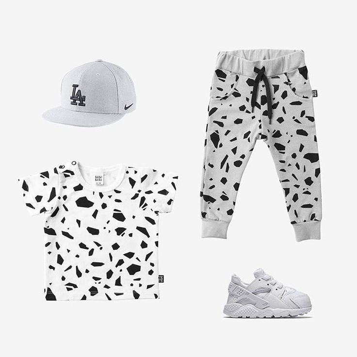 Monday outfit ❤️ Terrazzo t-shirt and pant online now!!! w w w . l e l e k u k u . c o m #lelekuku #shipping #worldwide lele_kuku#lelekuku #vsco #vscocam #coolkids #coolkids #kidsfashion #cute #love #minimalist #organic #monochrome #scandi #style #babyfashion #kidsclothing #fashion #fashionkids #baby #love #kids #babylove #unisex #cool #organiccotton #supersoft #ethical #minimaliststyle #bold #ecofashion
