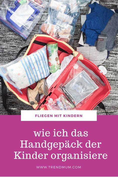 #perfectlyorganized – Wie ich mein Handgepäck für das Fliegen mit Kindern vorbereite – Patschehand.de – Der ehrliche, aber gut gelaunte Mama-Blog