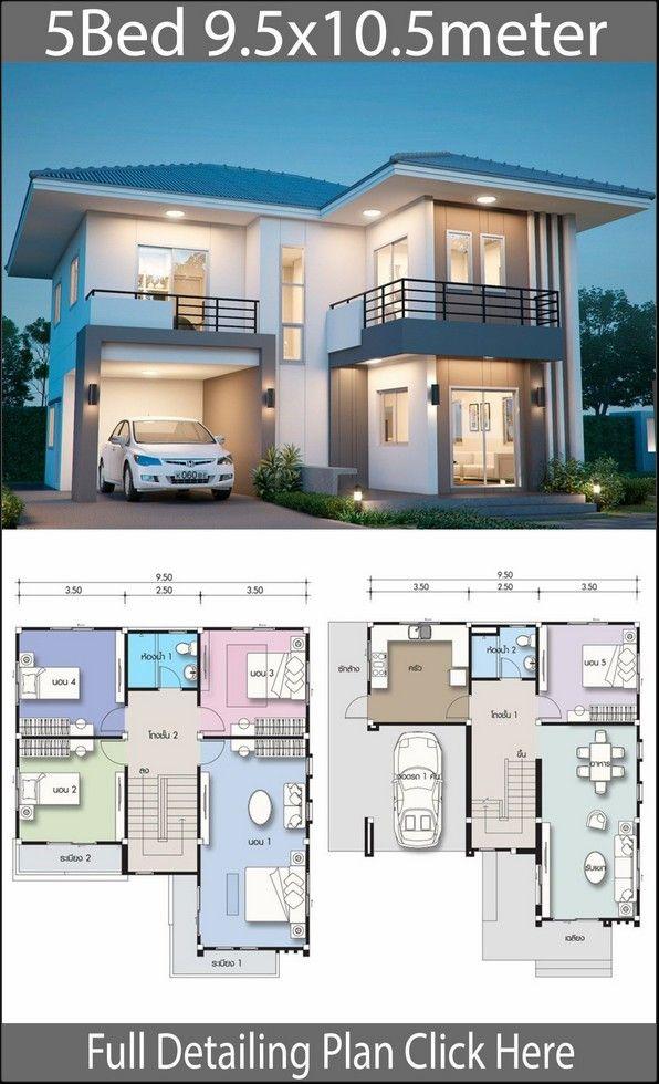 44 Fashionable Home Designs Siding That Looks Duplex House Design Simple House Design Model House Plan