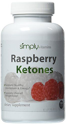 Simply Vitamins Raspberry Ketones 100mg 120 Capsules  100 Pure Fat Burner Lose Fat with Zero Side Effects Supports Healthy Weight loss and Weight Management All Natural NonStimulant Fat Burner Supplement for any Diet or Weight Loss Plan >>> Continue @