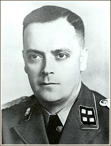 The second commandant of Auschwitz-Birkenau was SS- Obersturmbannfuhrer Arthur Liebehenschel from 11 November 1943 to 8 May 1944  Auschwitz Concentration Camp Chain of Command The Historical Timeline http://www.HolocaustResearchProject.org