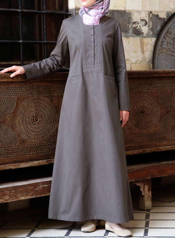 SHUKR USA | Adila Cotton Dress