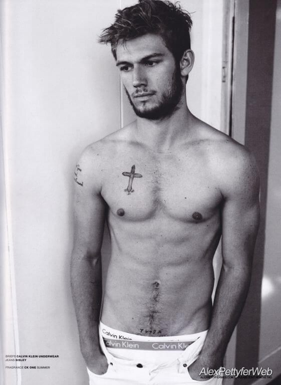 "Alexander Richard ""Alex"" Pettyfer is an English actor and model. Pettyfer also starred in the movie Magic Mike"
