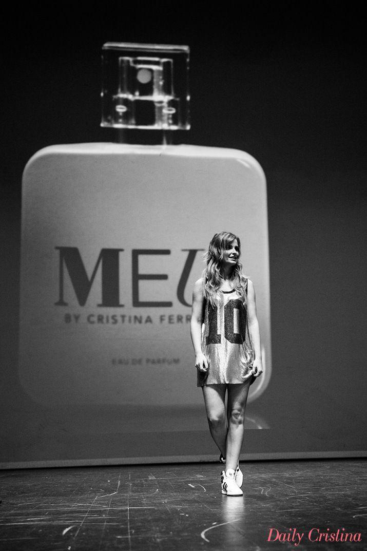 Cristina Ferreira | MEU | Perfume | LR