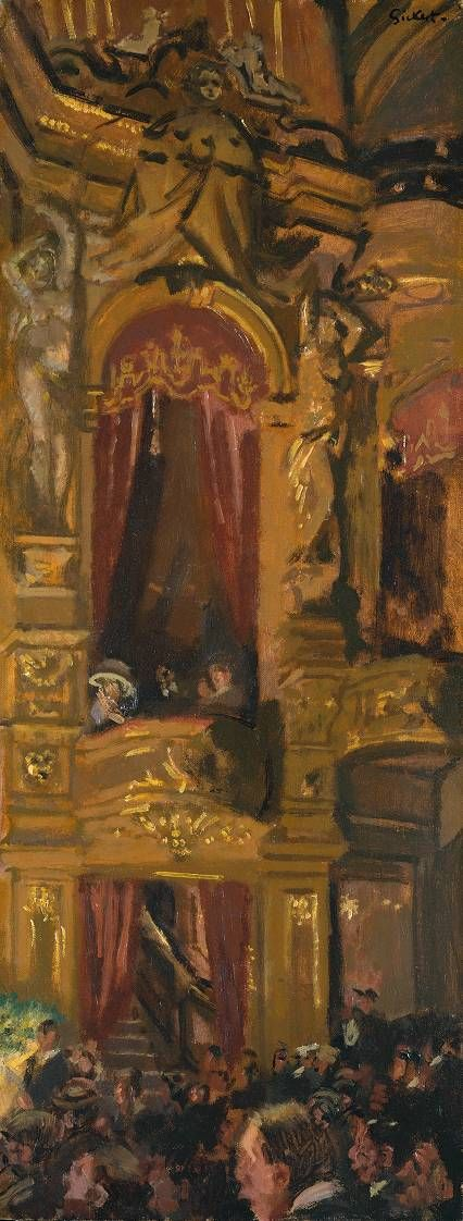 The New Bedford, 1914-15, Walter Richard Sickert