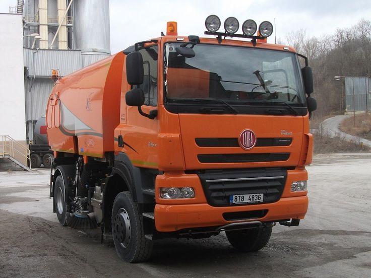 Tatra T158 -8P5R23/371 4x4.2 PHOENIX