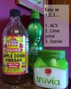 recovery from adrenal fatigue go girl limeade ingredients 242x300 Go Girl Limeade: Homemade Energy Drink for Adrenal Fatigue Recovery