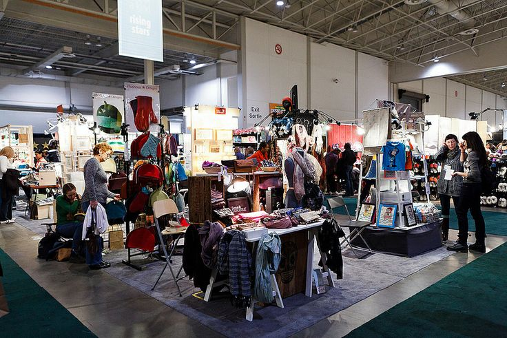 Accessories - Visit the One of a Kind Spring Craft Show with Maple Leaf Tours