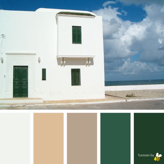 Tunisian palette by BeeBox (ONLY FOR PERSONAL USE!)