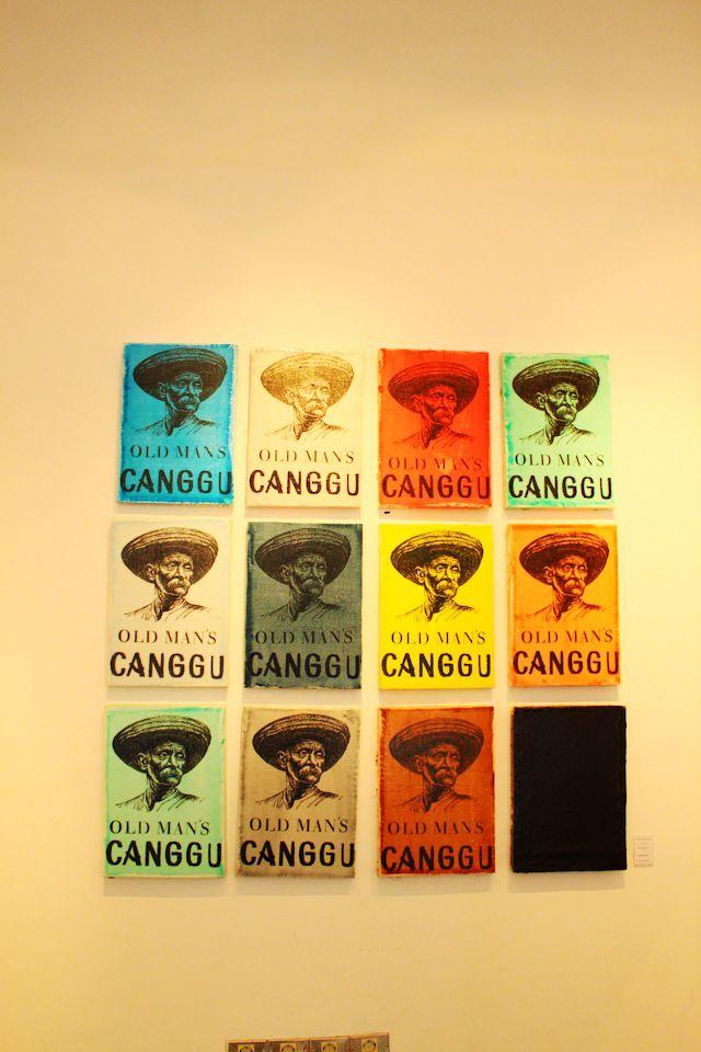 PRAETERLABOR - Deus Canggu - 'The Dirty Canggu Dozen' by Andrew Wellman