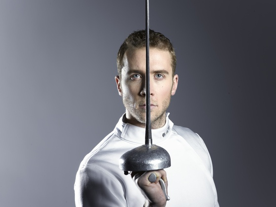Behind the Mask: Photographing the US Olympic Fencers by Michael Dote, via Kickstarter. Please donate, this will be awesome!