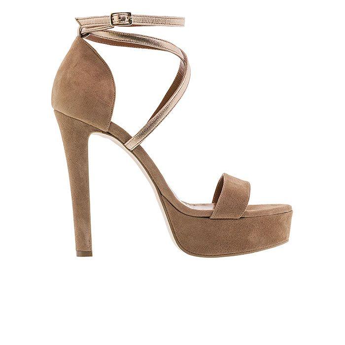 1008D01-POURO SUEDEwww.mourtzi.com #sandals #heels #mourtzi #greekdesigners #wow