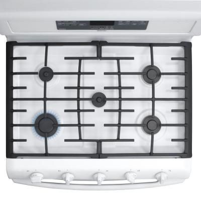 Maytag Countertop Stove : Maytag Gemini 6 cu. ft. Double Oven Gas Range with Self-Cleaning ...