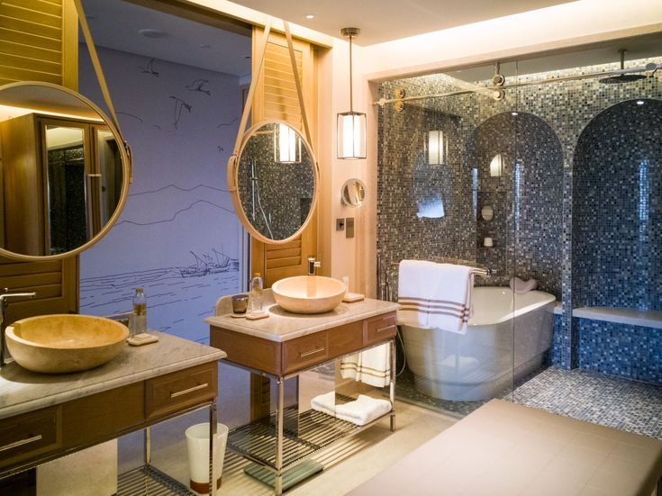 #BAGNODESIGN #bathrooms are continuing to make headlines as our products get specified in top hotels and resorts around the world. One of the latest additions to our #project reference list is the newly opened #Jumeirah Al Naseem Hotel in Dubai, part of the Jumeirah Group and located right next to the infamous Burj Al Arab #Hotel.