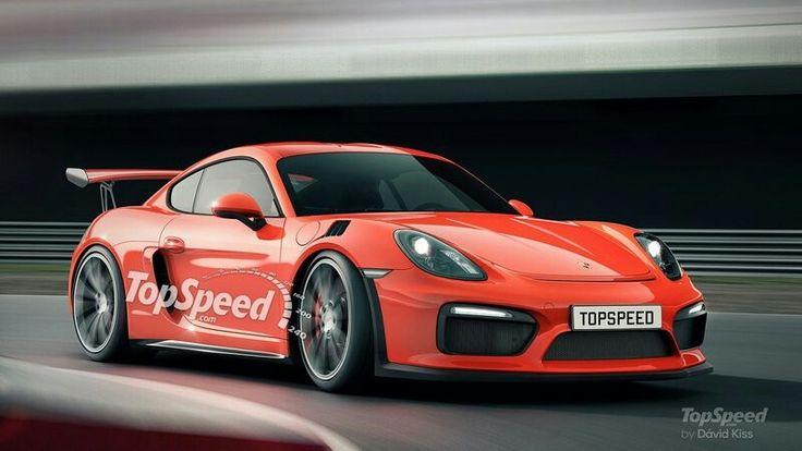 Porsche Gt4 RS?