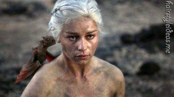 hairstyle hairstyle hairstyleEmilia Clarke, Games Of Throns, Daenerys Targaryen, Dragons, Games Of Thrones, Gameofthrones, Emiliaclark, The Games, Game Of Thrones