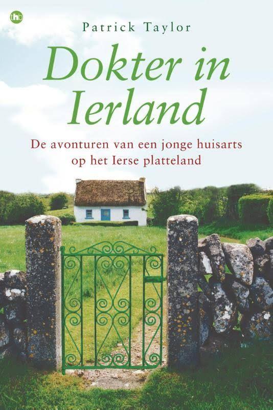 44/53 #boekperweek Nog even de vakantie in Ierland vasthouden met dit boek: de belevenissen van een plattelandsarts in Ierland.