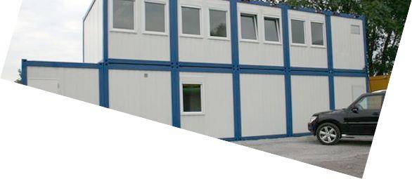 Doppelanlage mit Dusche / WC und Waschtisch  gebrauchte-container/containeranlagen