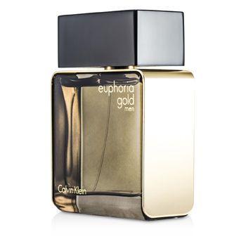 Calvin Klein - Euphoria Gold Men Eau De Toilette Spray (Edição Limitada) | Strawberrynet Brasil