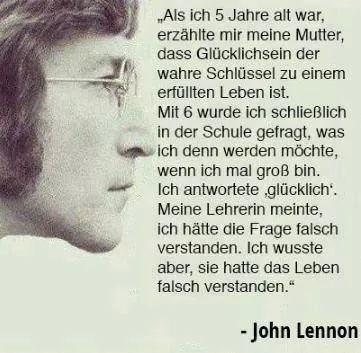 die besten 25 john lennon zitate ideen auf pinterest beatles zitate john lennon und zitate. Black Bedroom Furniture Sets. Home Design Ideas