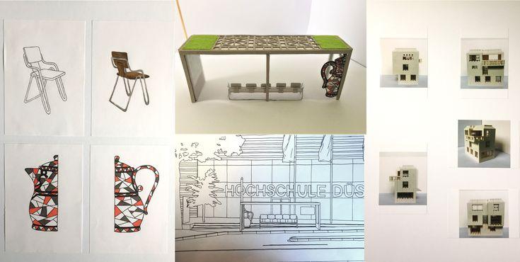Vielfältige Fähigkeiten Für ein Architekturstudium oder ein Studium der Innen…