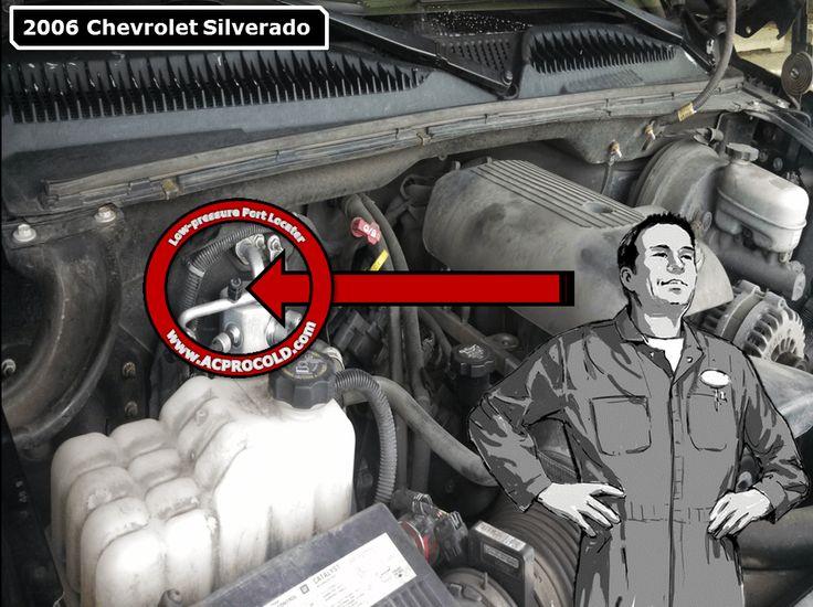 2006 Chevrolet Silverado 1500 AC Pro Projects